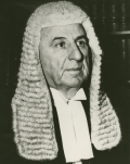 Sir William Flood Webb KBE Kt